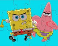 Spongebob and Patric in action online